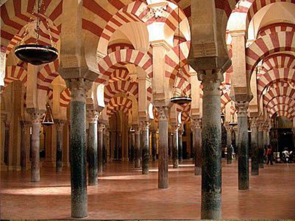 Mosque in Cordoba, Spain
