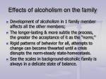 effects of alcoholism on the family