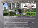 imperia commercial project