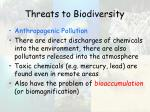threats to biodiversity10
