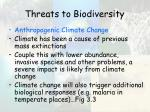 threats to biodiversity7