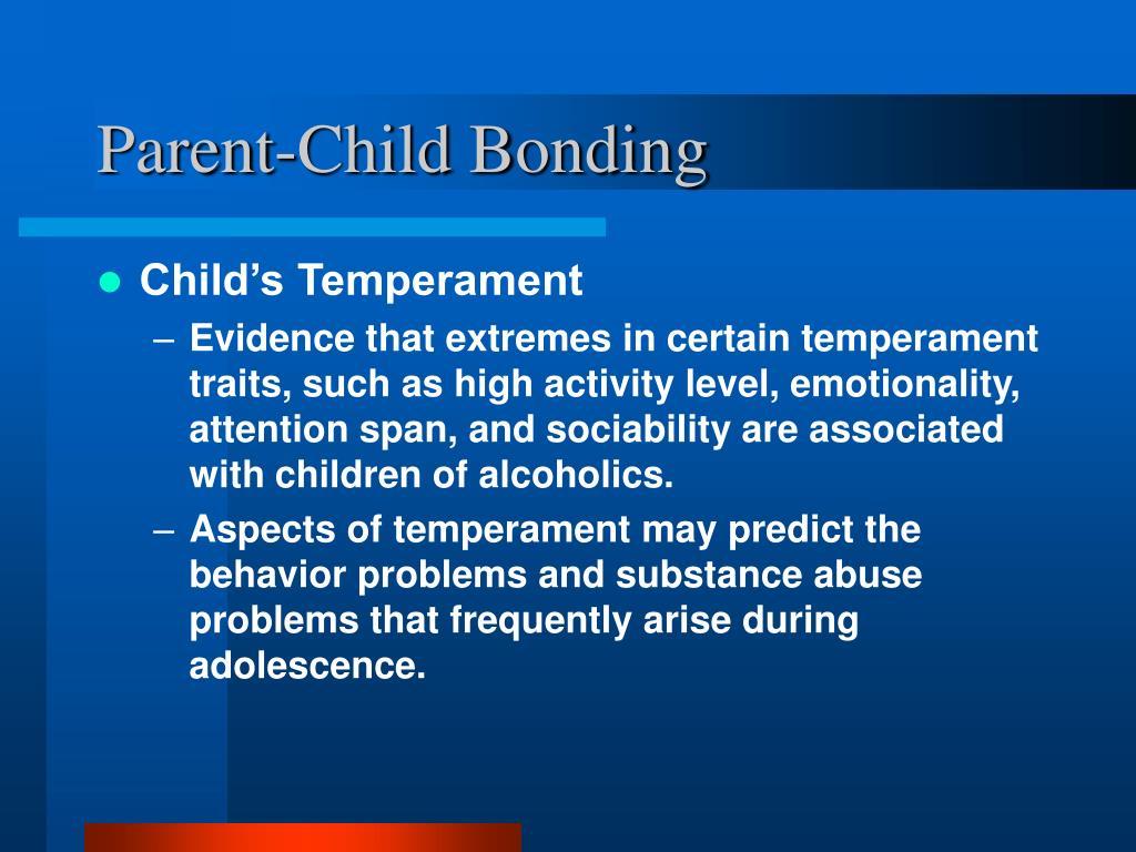 Parent-Child Bonding