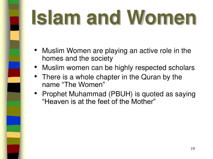 Islam and Women