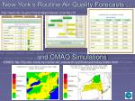 new york s routine air quality forecasts