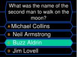 what was the name of the second man to walk on the moon20