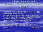 2 proposed project 7 building of central railway station pristina
