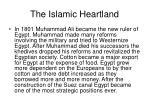 the islamic heartland