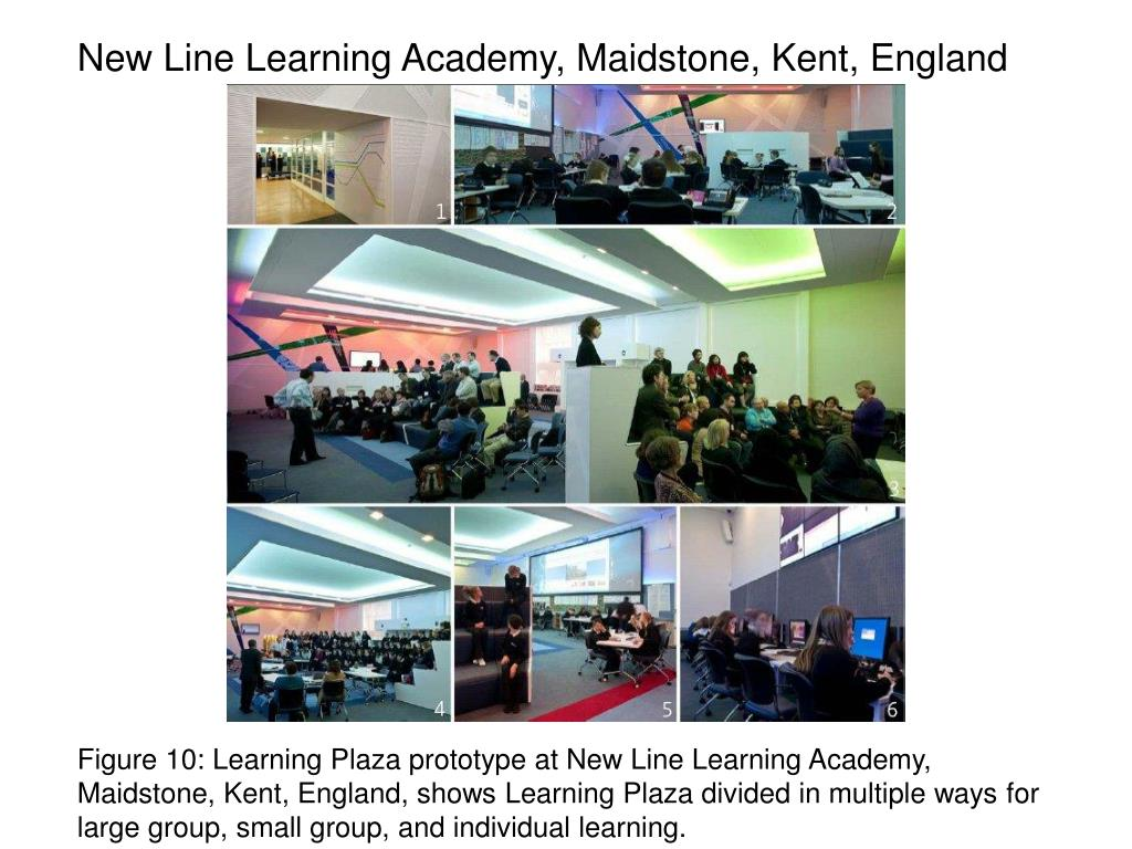 New Line Learning Academy, Maidstone, Kent, England