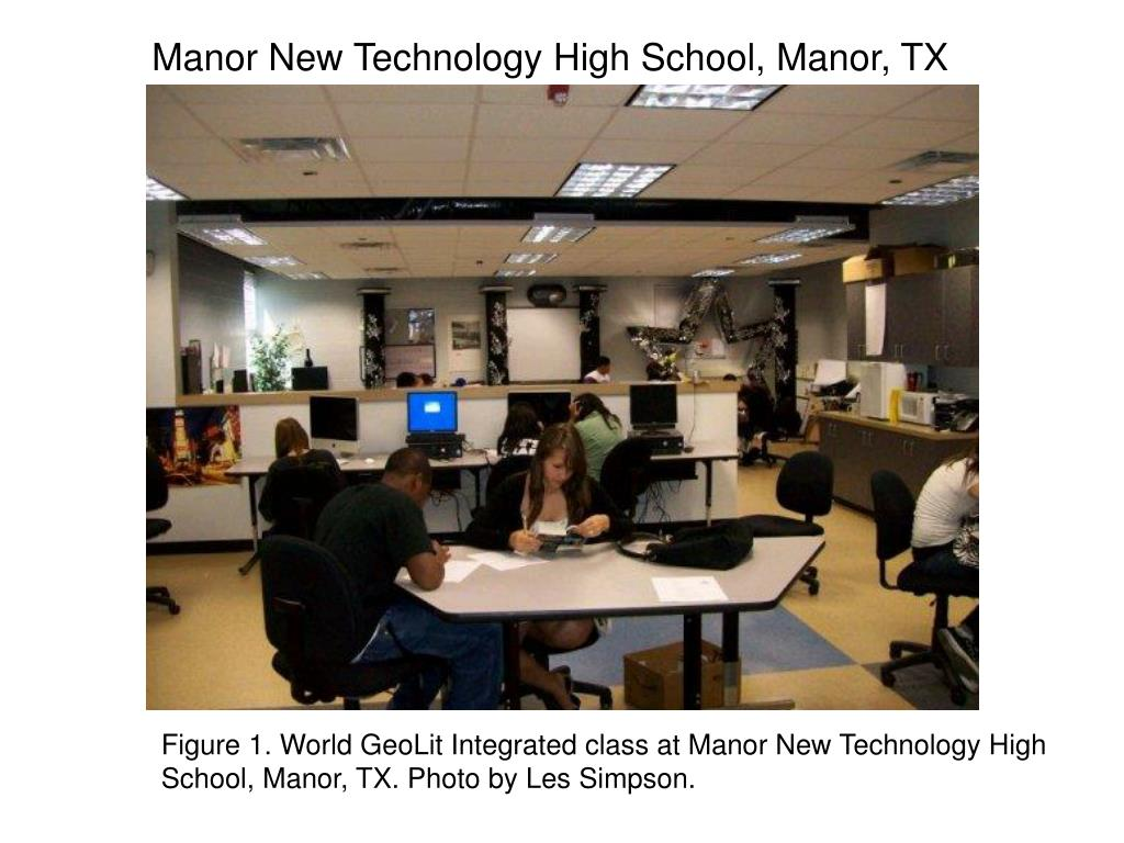 Manor New Technology High School, Manor, TX