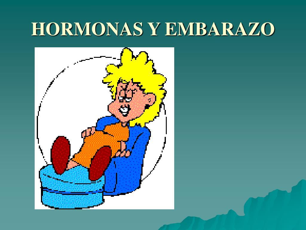 hormonas y embarazo l.