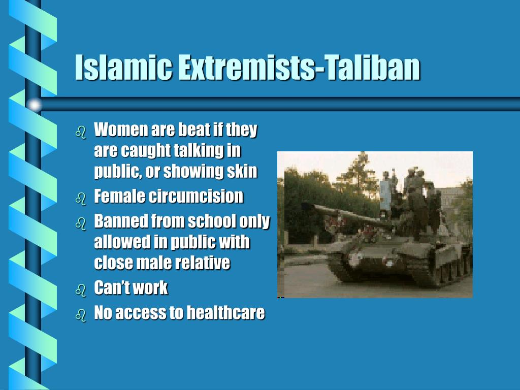 Islamic Extremists-Taliban