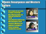 islamic resurgence and western culture