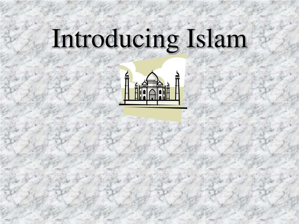 introducing islam l.