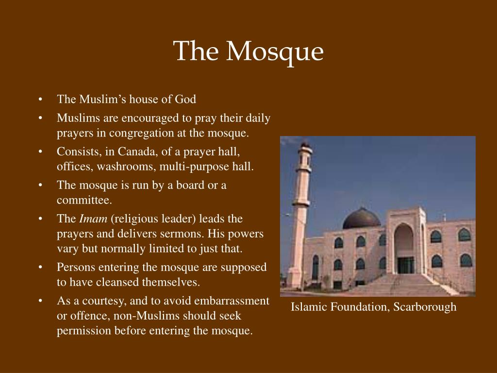 The Mosque