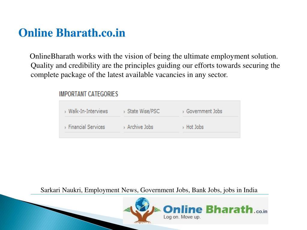 Online Bharath.co.in