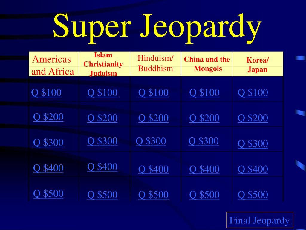 super jeopardy l.
