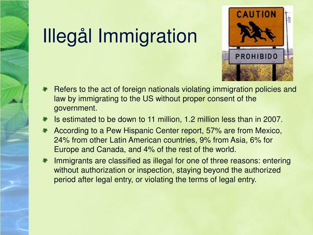 Illegål Immigration