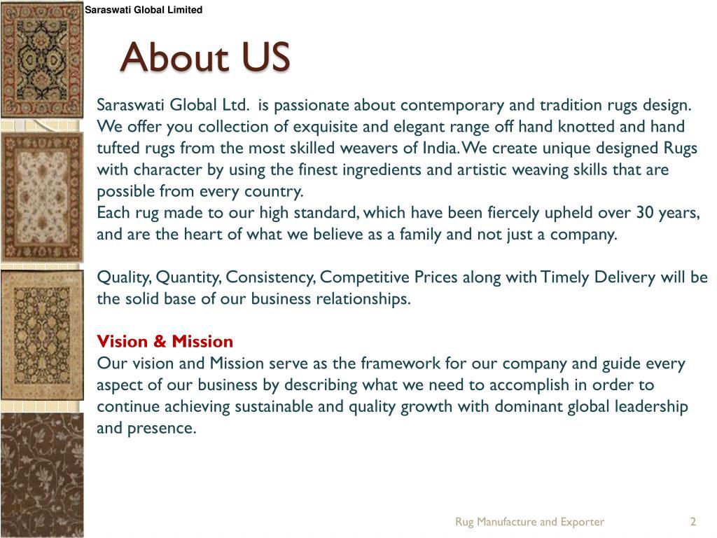 Saraswati Global Limited
