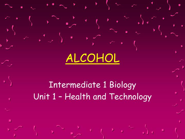 alcohol n.