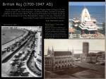 british raj 1700 1947 ad