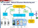 terrama 2 natural disasters monitoring and alert system