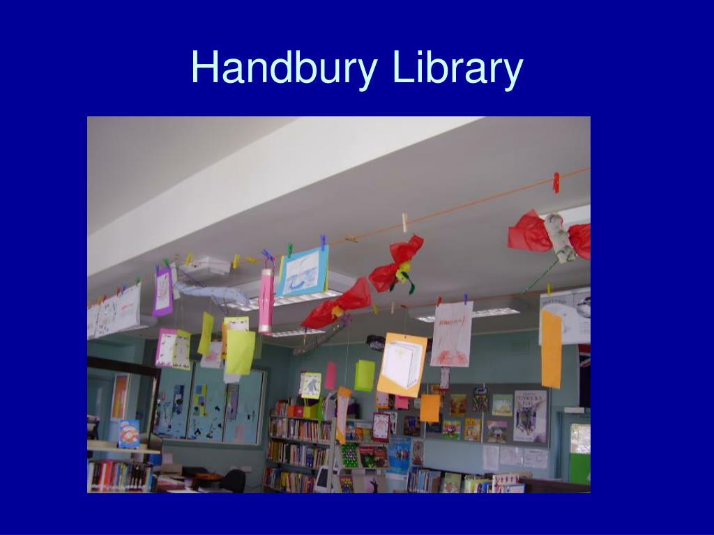 Handbury Library