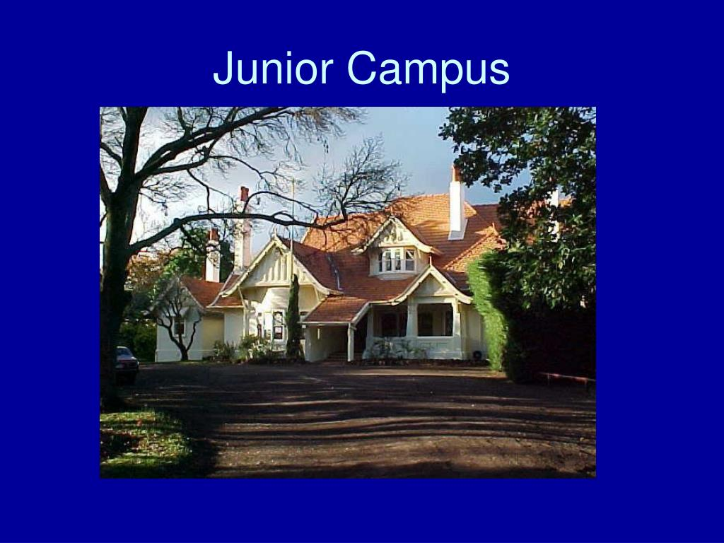 Junior Campus