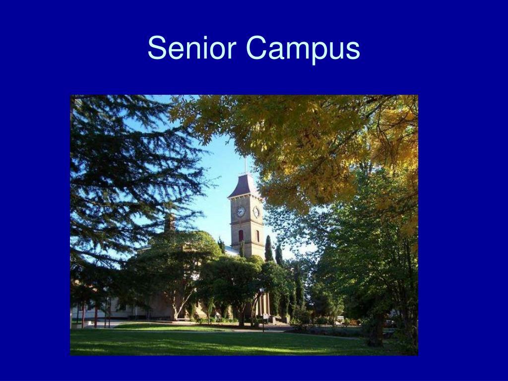 Senior Campus