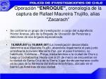 operaci n enroque cronolog a de la captura de rafael maureira trujillo alias zacarach9