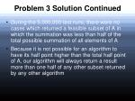 problem 3 solution continued29
