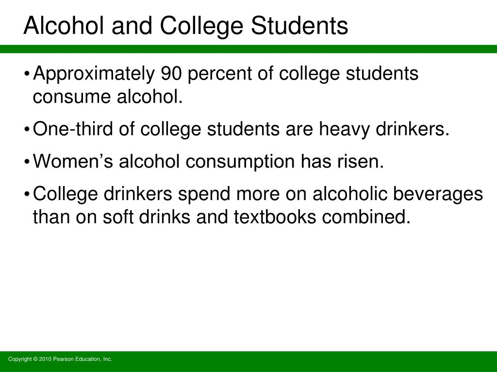 Alcohol and College Students