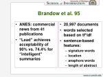 brandow et al 95