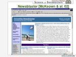 newsblaster mckeown al 02