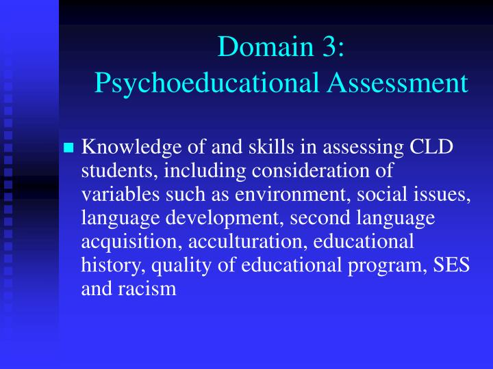 cross cultural assessment of psychological assessment measures Cross-cultural application of psychological assessment measures the development of a psychological measure is time consuming and people-intensive process.