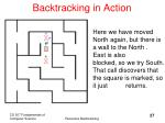 backtracking in action27