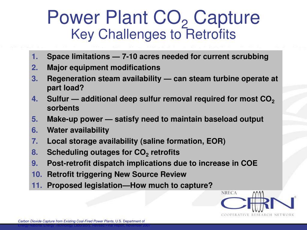 Power Plant CO