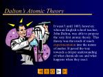 dalton s atomic theory5