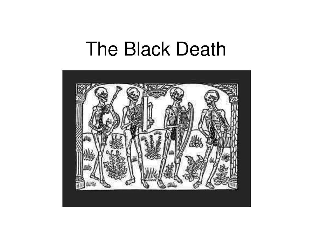 the black death l.