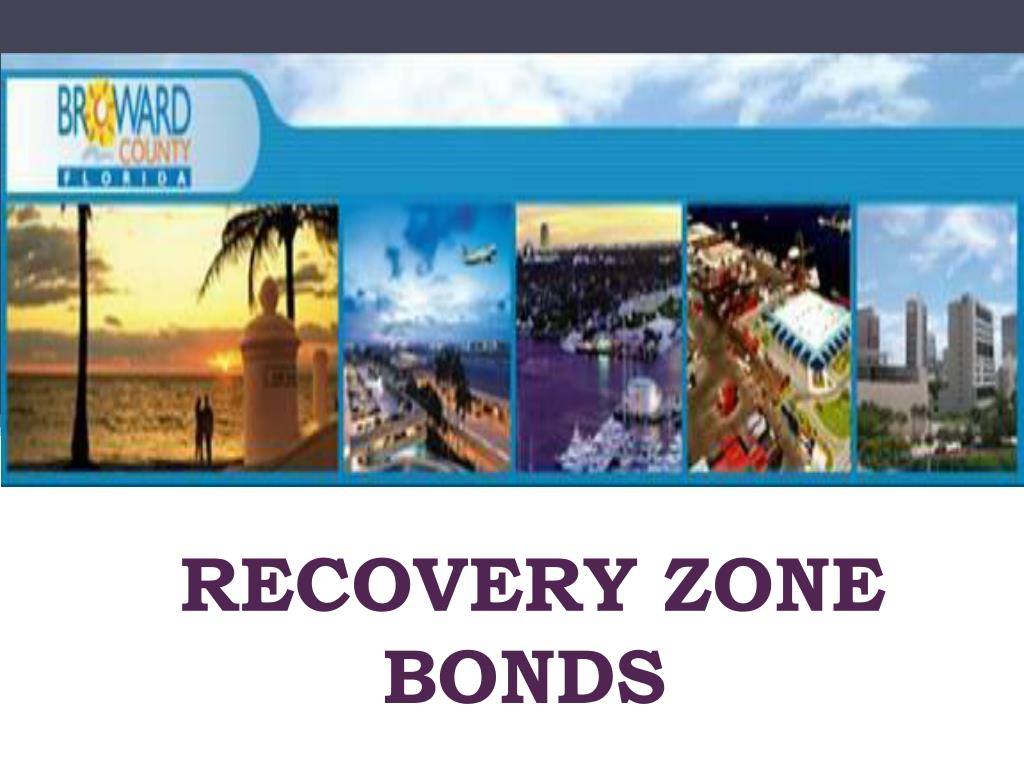 recovery zone bonds l.