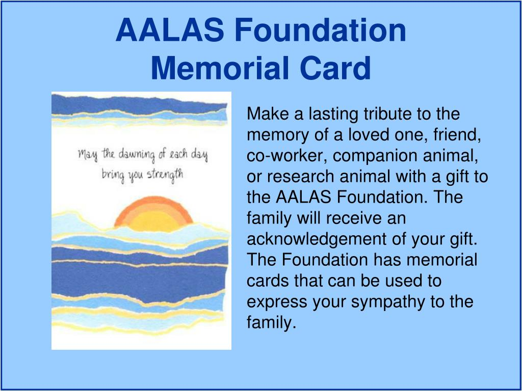 AALAS Foundation