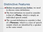 distinctive features20