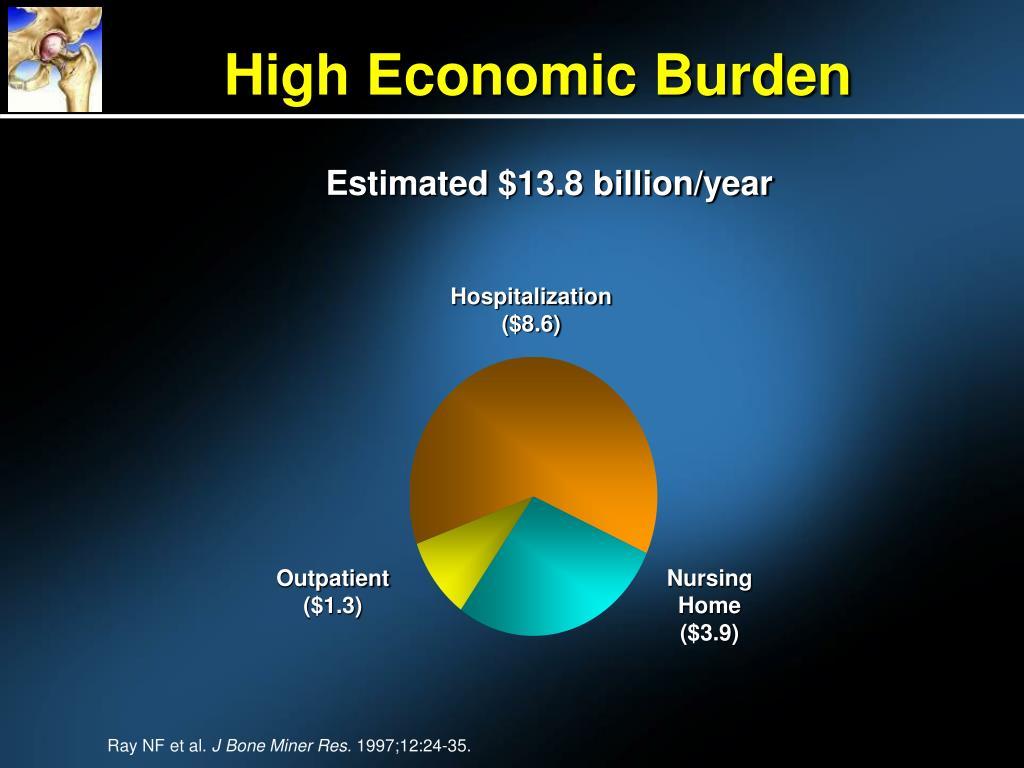 High Economic Burden