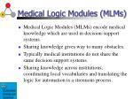 medical logic modules mlms