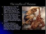 the myths of theseus
