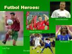 futbol heroes