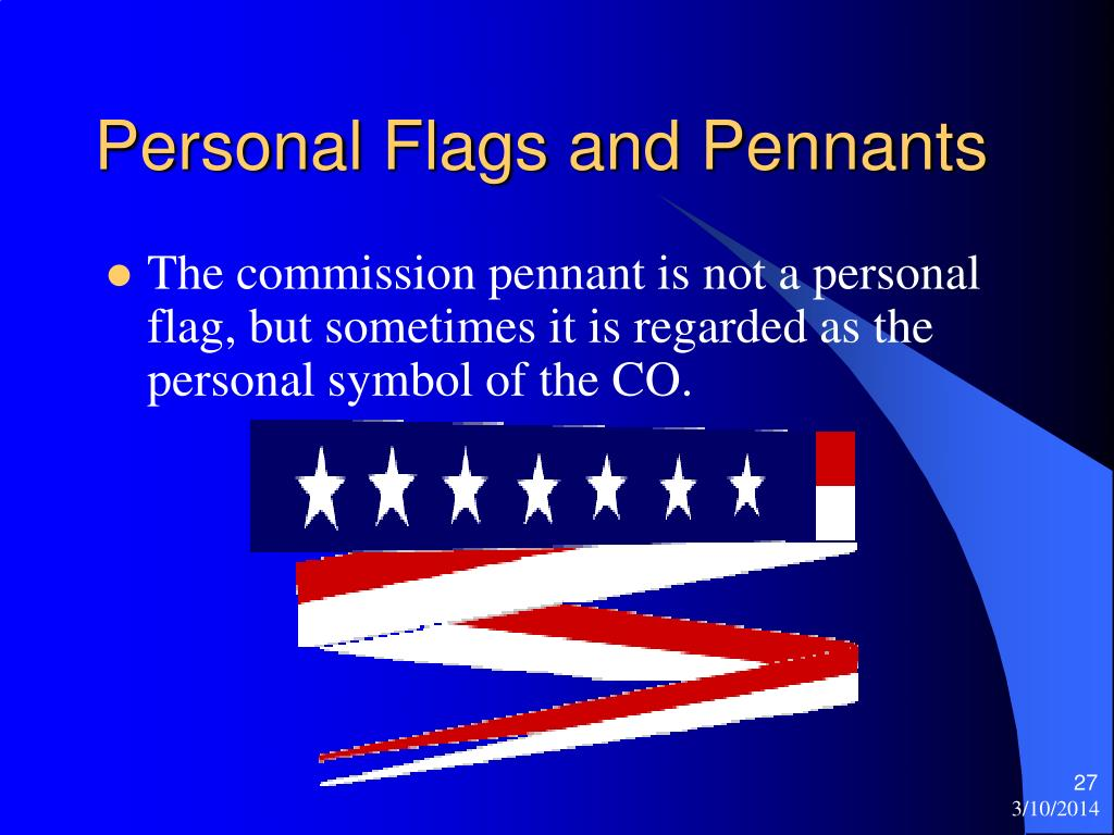 Personal Flags and Pennants