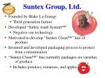 suntex group ltd