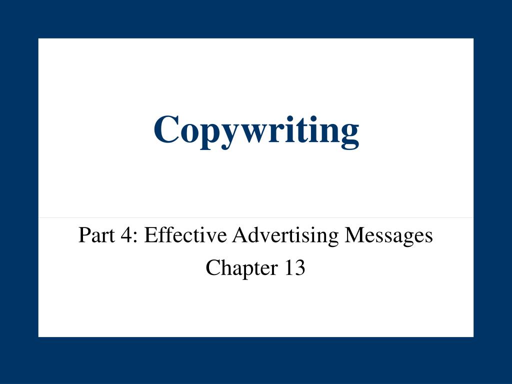 copywriting l.