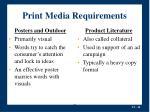 print media requirements14
