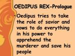 oedipus rex prologue21
